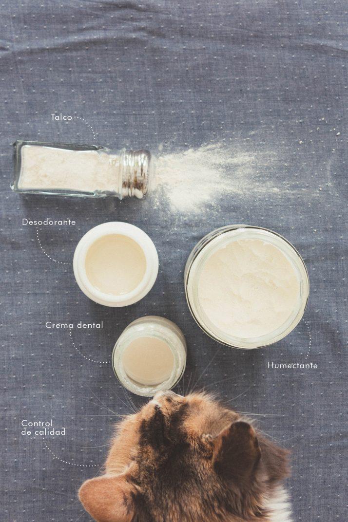 Productos de cuidado personal sin pruebas en animales