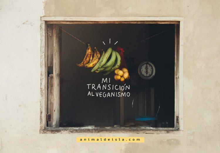 Mi transición al veganismo