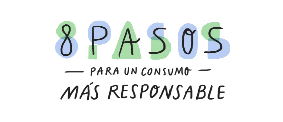 8 pasos para un consumo más responsable