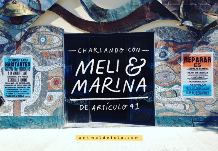 Charlando con Meli & Marina, de Artículo 41