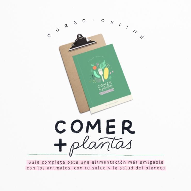 Comer + plantas